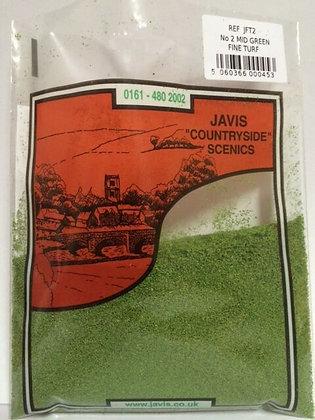 Javis NO.2 MID Green Fine Turf