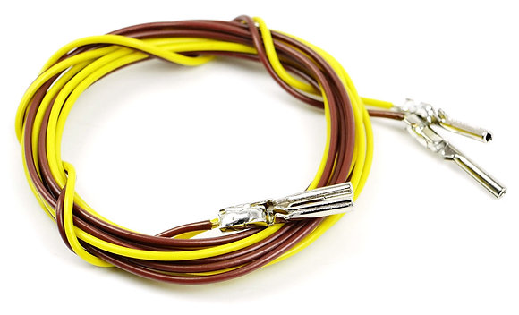 Gaugemaster 1Mtr Pin End Terminated Leads - GM16