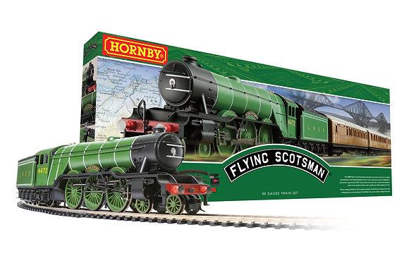 Hornby Flying Scotsman Train Set - R1255M