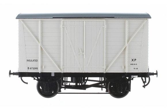 Dapol O 10 Chassis Insulated Wagon B872095 - 7F-057-004