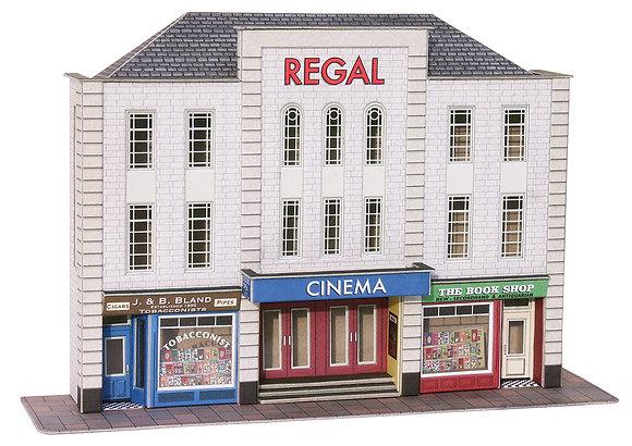 Metcalfe Cinema & Shop Fronts
