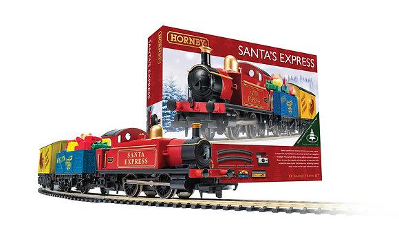 Hornby Santas Express Train Set - R1248