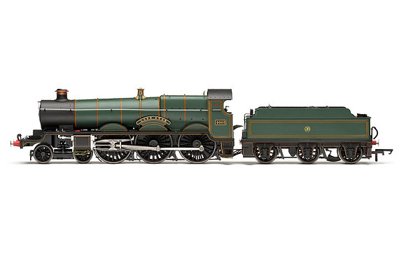 Hornby GWR Star Class Lode Star - R3864