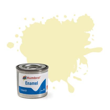Humbrol Enamel No 41 Ivory Gloss