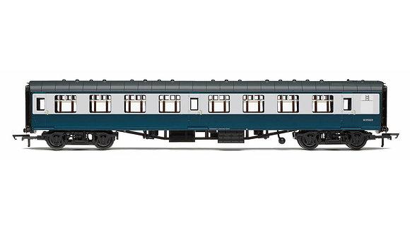 Hornby BR Mk1 Coach Corridor 2nd Class W25908 - R4772