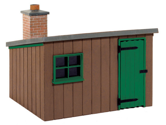 Peco O LK-704 Wooden Lineside Hut