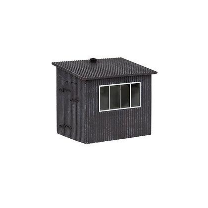 Bachmann O Corrugated Metal Shed - 47-558