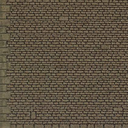 Metcalfe OO Gauge Semi-Cut Stonework B1 Sheets - MO058