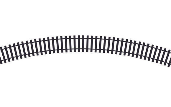 Hornby Double Second Radius Curve - R607