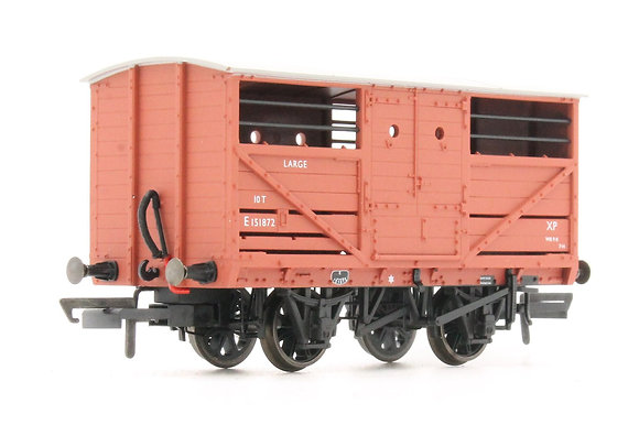 Oxford Rail BR Cattle Wagon - OR76CAT001B