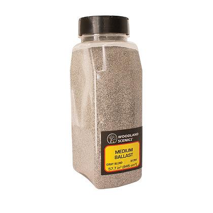 Woodland Scenics Medium Ballast Gray Blend - B1394