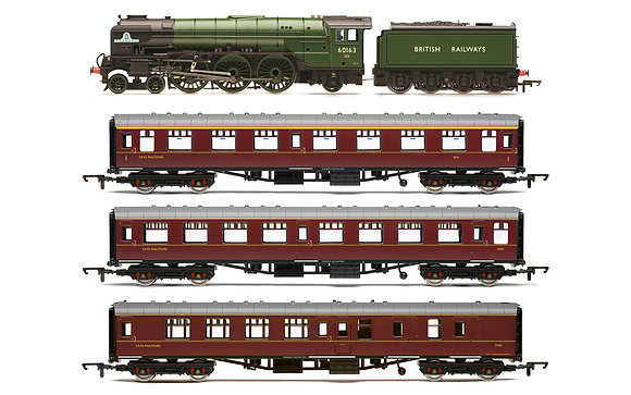 Hornby BR Tornado Royal Train Support Coach - R3828