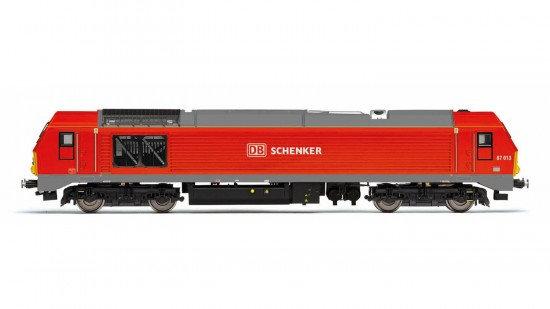 Hornby DB Schenker Class 67 - R3574