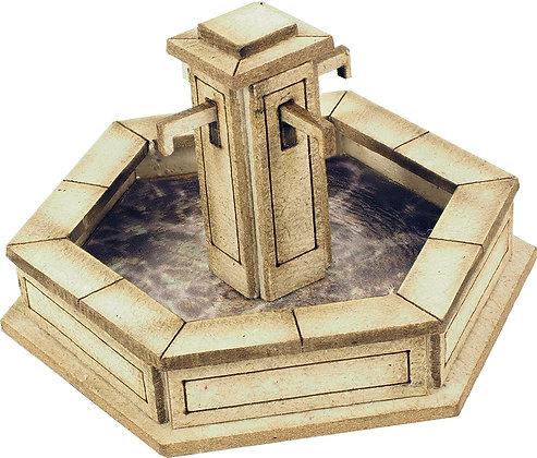 Metcalfe Stone Fountain