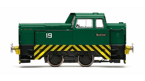 Hornby Sentinel 4wDH No.19 - R3576