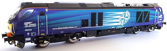 Dapol Class 68 DRS 68034