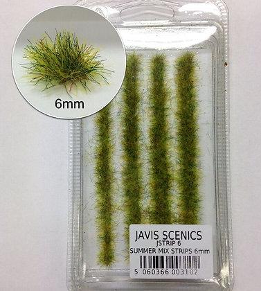 Javis Summer Mix Strips - 6mm