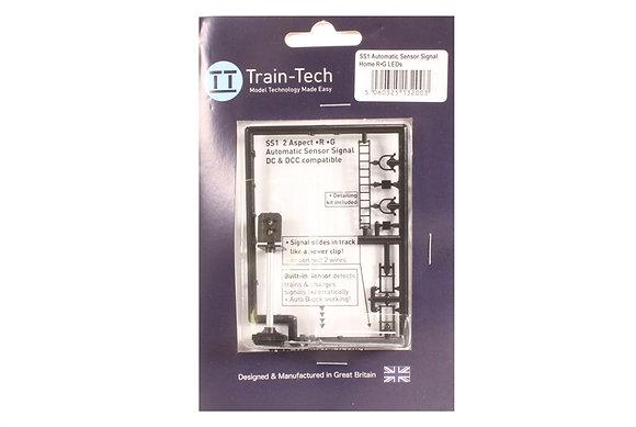 Train-Tech 2 Aspect R.G Automatic Sensor Signal