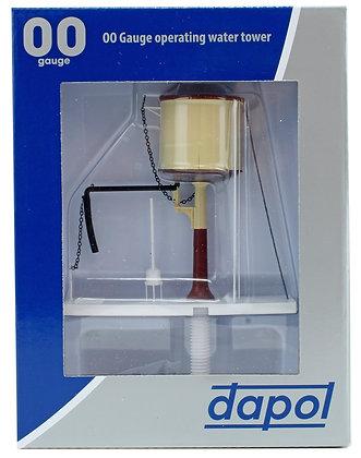 Dapol Chocolate & Cream Flat Top Static Water Tower
