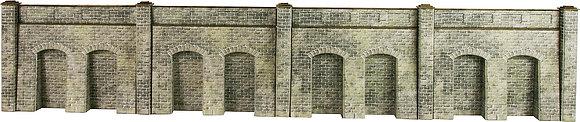 Metcalfe Stone Style Retaining Wall