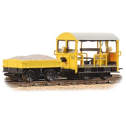Bachmann OO BR Wickham Trolley Car - 32-992