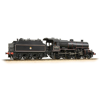 Bachmann OO LMS Crab 42765 BR Lined Black - 32-176