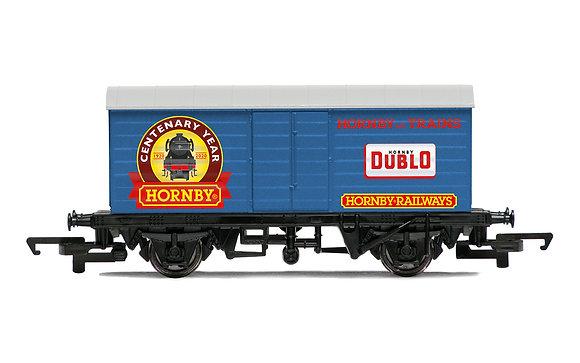 Hornby Trains 100th Anniversary wagon - R6986