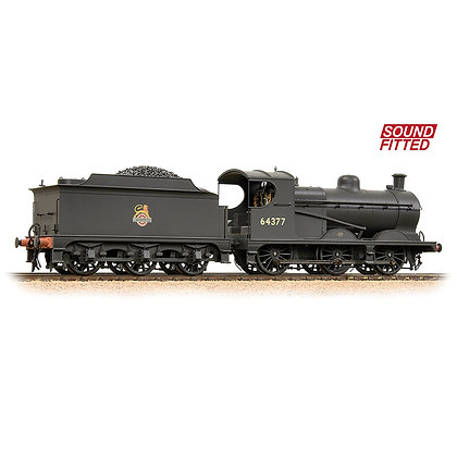 Bachmann OO Class J11 64377 BR Weathered - 31-321DS
