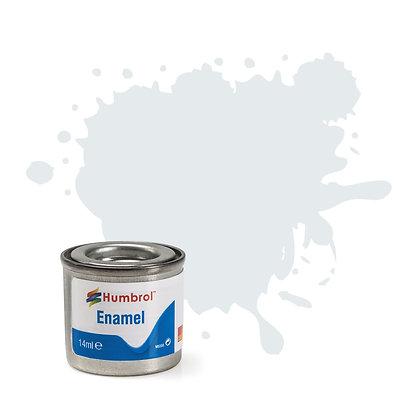 Humbrol Enamel No 191 Chrome Silver Metallic