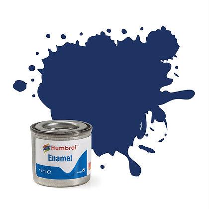 Humbrol Enamel No 15 Midnight Blue Gloss