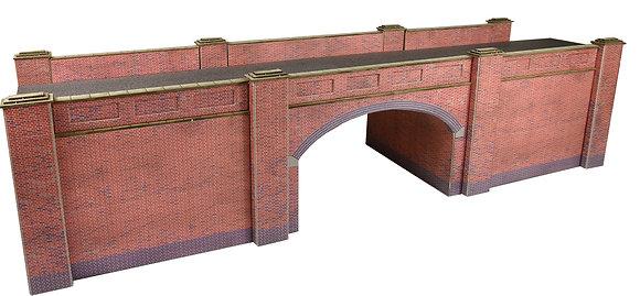 Metcalfe Brick Style Railway Bridge