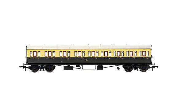Hornby GWR Collett 57 Suburban Composite LH 6360 - R4874