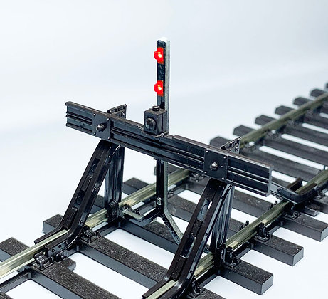 Train-Tech O Red Buffer Light