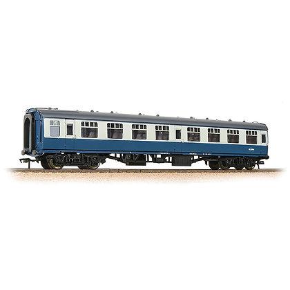 Bachmann OO BR MK1 SK Second Corridor Blue & Grey - 39-025E