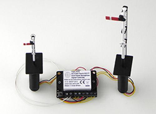 Train-Tech DCC Signal Controller Dual Dapol Semaphore