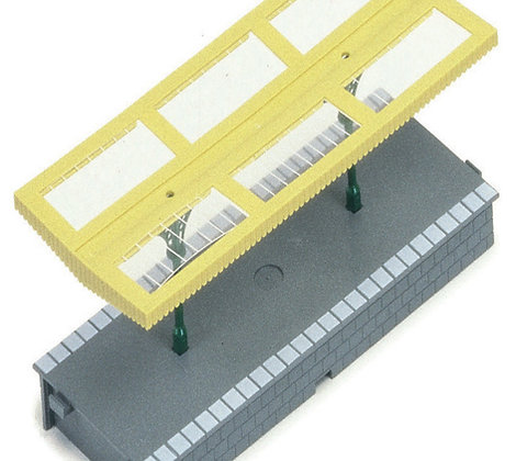 Hornby Platform Canopies (Pack of 2) - R514