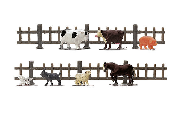 Hornby Farm Animals - R7120