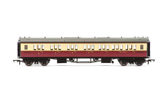 Hornby BR Collett Coach Corridor Composite RH W6145W - R4688A