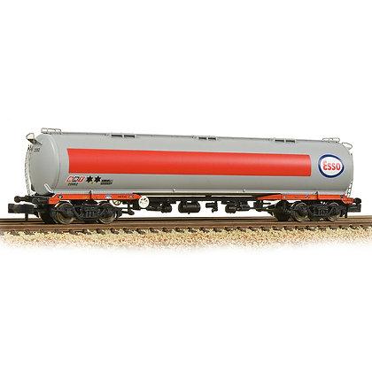 Graham Farish N TEA Bogie Tabk Wagon ESSO - 373-560