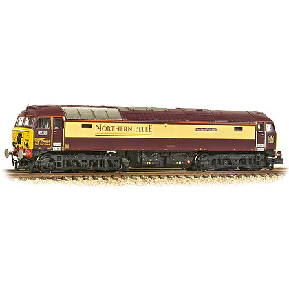 Graham Farish N Class 57/3 57305 Northern Belle - 371-661