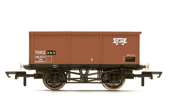 Hornby BR 27T Iron Ore Tippler wagon - R6966