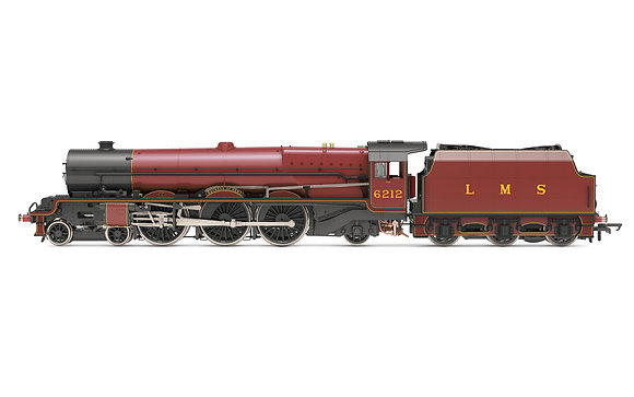 Hornby LMS Princess Royal Class Duchess of Kent - R3854