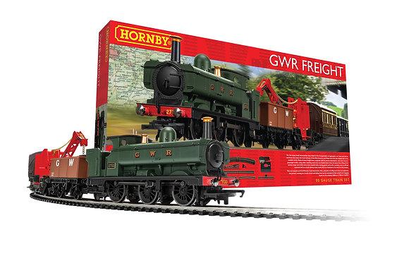 Hornby GWR Freight Train Set - R1254M