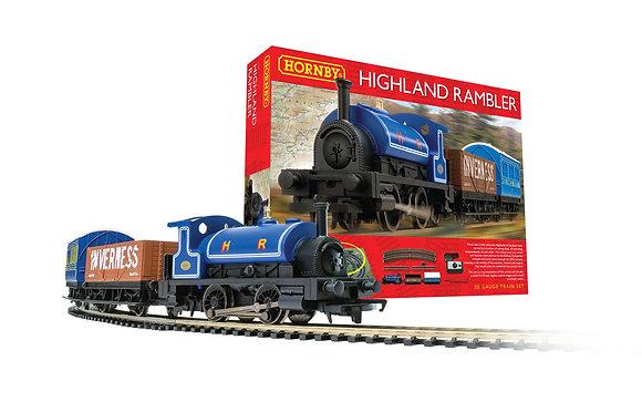 Hornby Highland Rambler Train Set - R1220