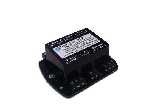 Train-Tech Quad Point DCC Controller