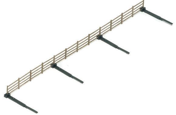 Hornby Trackside Fencing Pack - R537