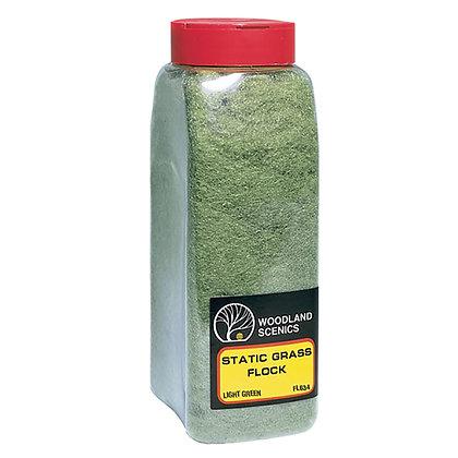 Woodland Scenics Static Grass Light Green - FL634