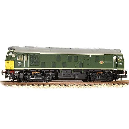 Graham Farish N Class 25/1 D5177 BR Green - 371-085A