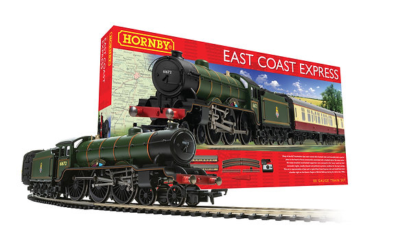 Hornby East Coast Express Train Set - R1214