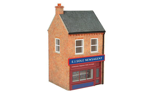 Hornby E.I.Sole Newsagent - R7289